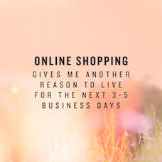 Online Shopping Business Quote