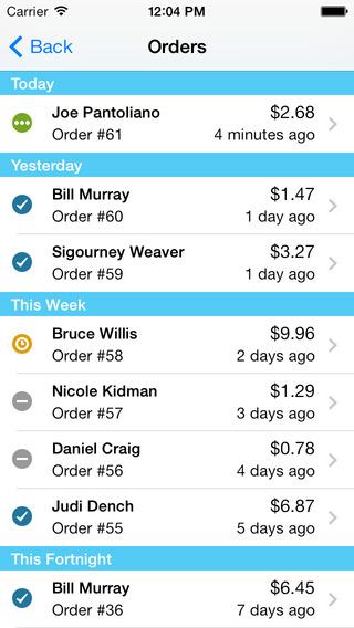 WooMobile iPhone App