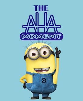 The Aha Moment