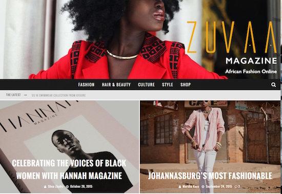 Zuvaa Magazine