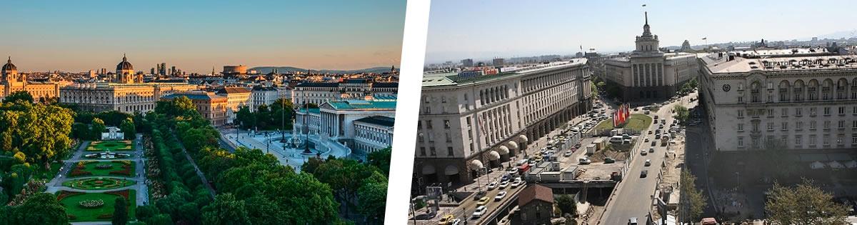 Sofia - Vienna