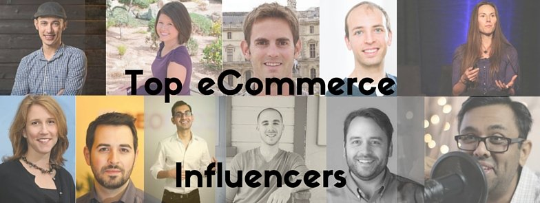 Ecommerce Influencers