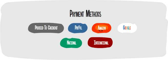 online checkout payment options