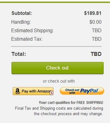 Amazon Vs PayPal