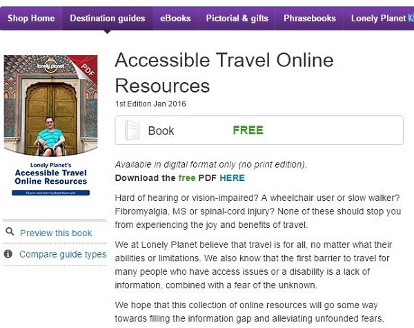 Lonely Planet Free Travel Guide