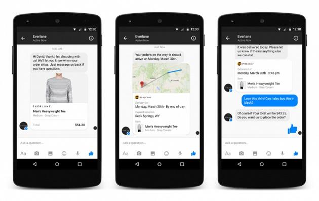 Messenger For Shopify Merchants