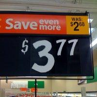 Walmart Fail
