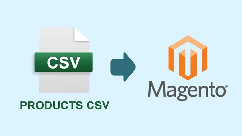 Importing Products To Magento Csv