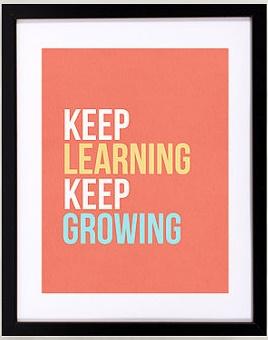 Keep Growing