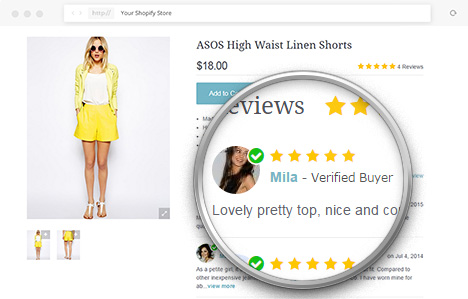 Reviews Verified