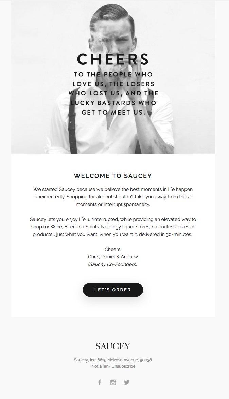 Starter Email