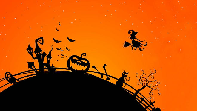 Halloween Promotions Ecommerce