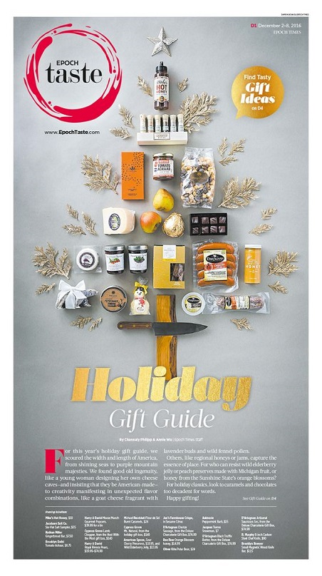 Holiday Marketing Gift Guide Email
