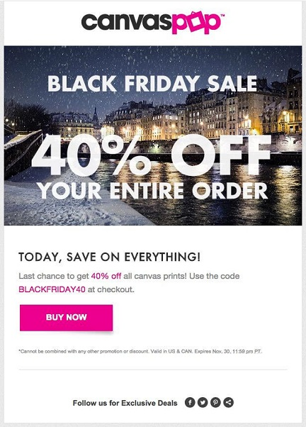 Canvaspop Email