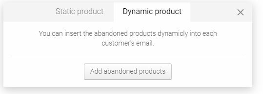 Dynamic Product Block