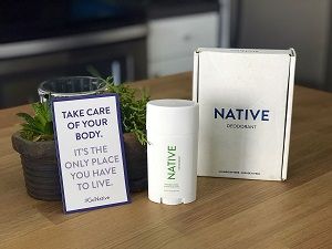 Native Deodorant Review 1