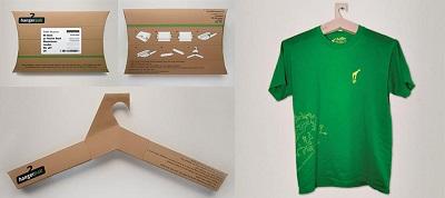 Foldable Hanger Box