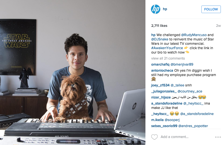 Best Sponsored Instagram Posts Campaign Series