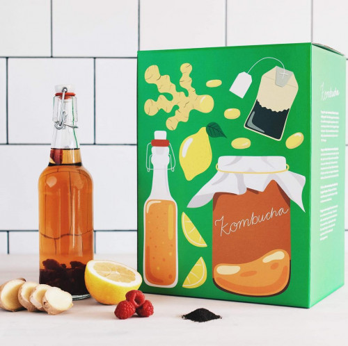 Bold Packaging Design