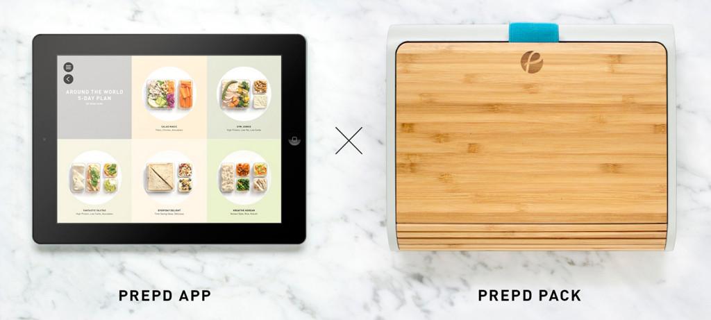 Prepd Pack App