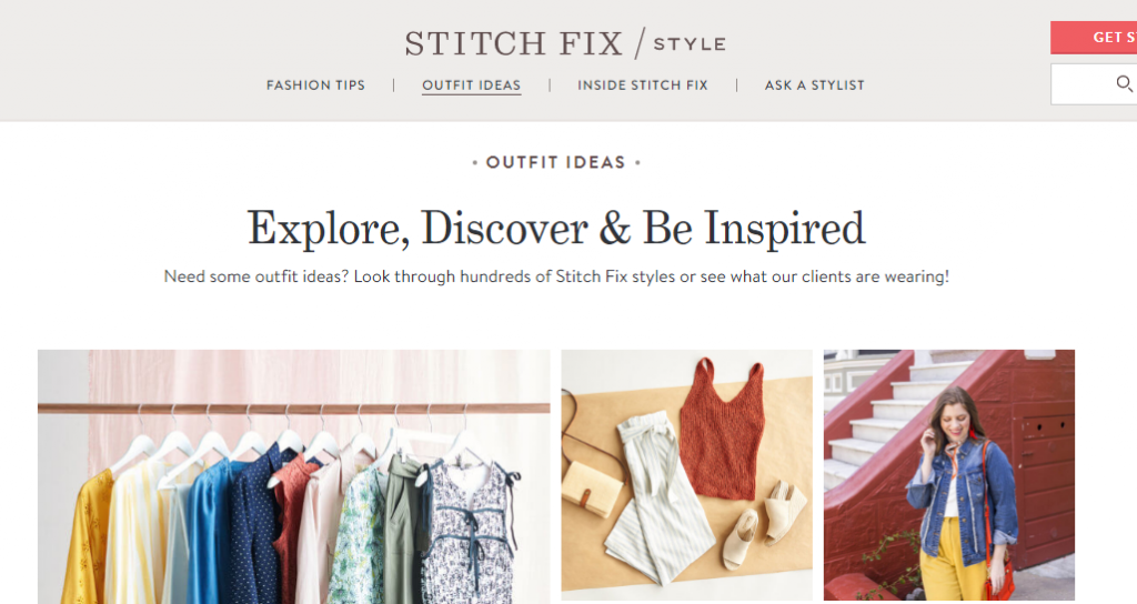 Stitch Fix Style Guide