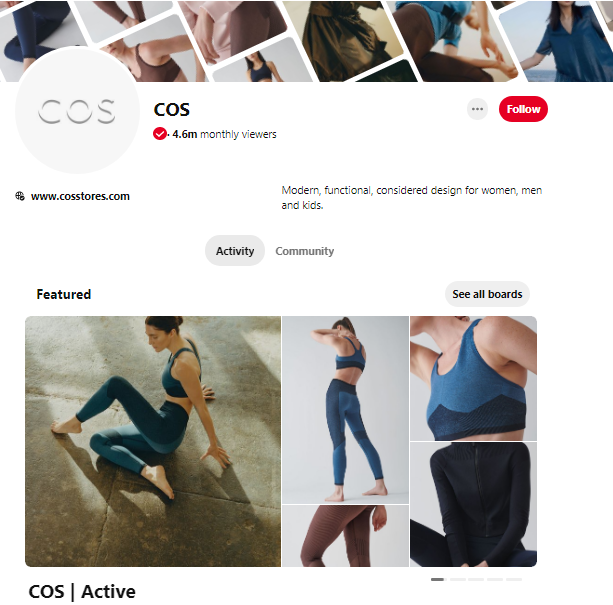 Cos Featured