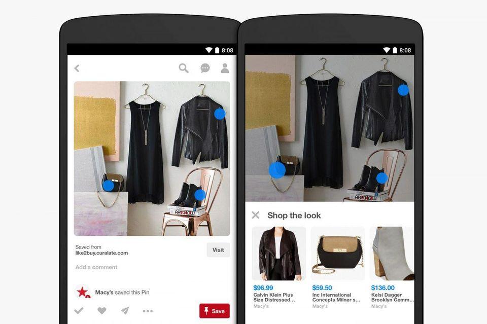 Shop The Look Pinterest