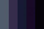 Dark Rich Colors