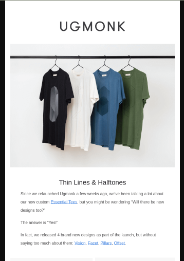 Email Example Colors4