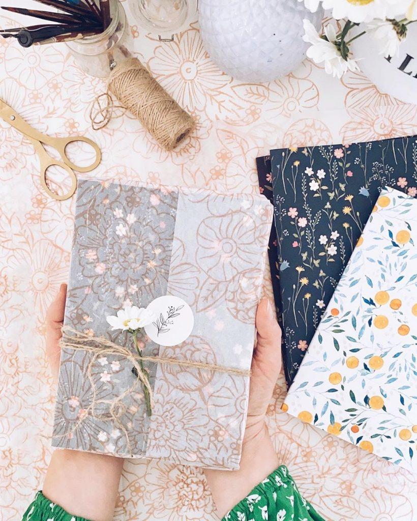 Tissue Paper Example