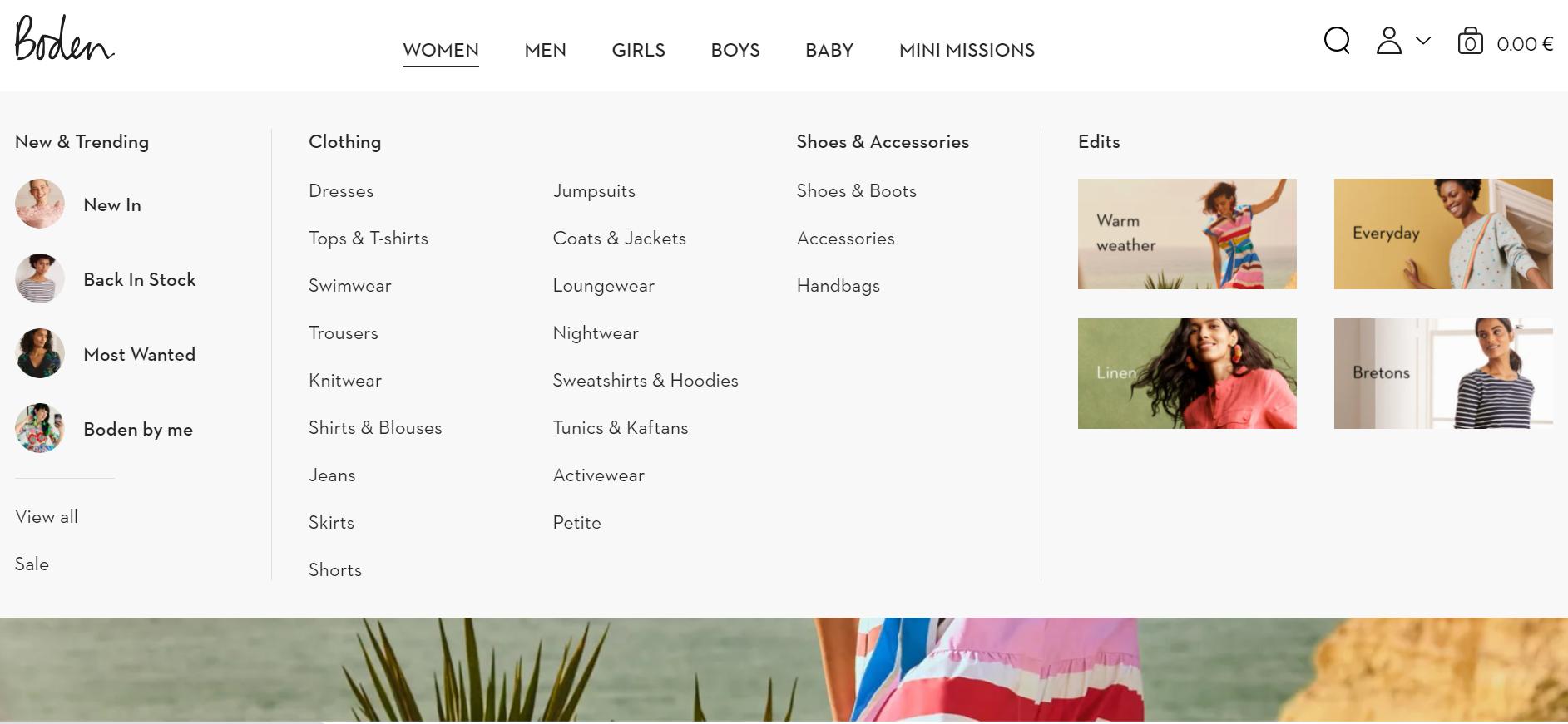 Boden Categories
