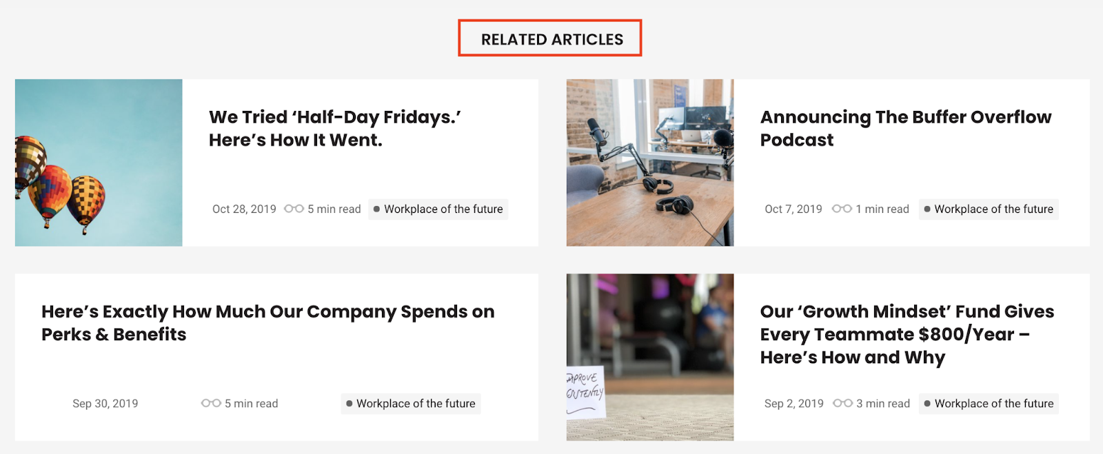 Content Example Article